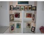 Izložba slika Maje Jeličić-Meter u Malom salonu