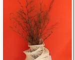 Ručni radovi Đure Dragić od recikliranog papira, starih tkanina i vune