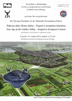"""Željezno doba Zlatne doline – Kaptol u europskom kontekstu/Iron Age of the Golden Valley – Kaptol in European Context"""
